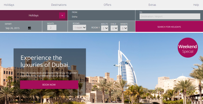 Qatar Airways - Dubai