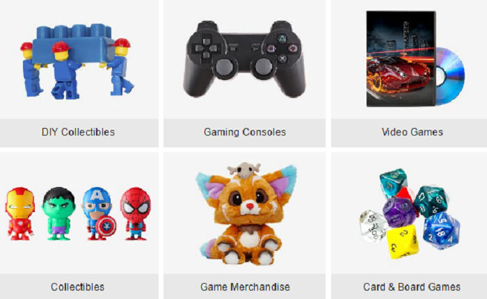 Shop collectibles on Shopee