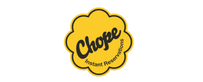 Check out Chope's website