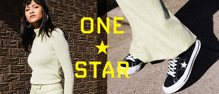 The One Star collection