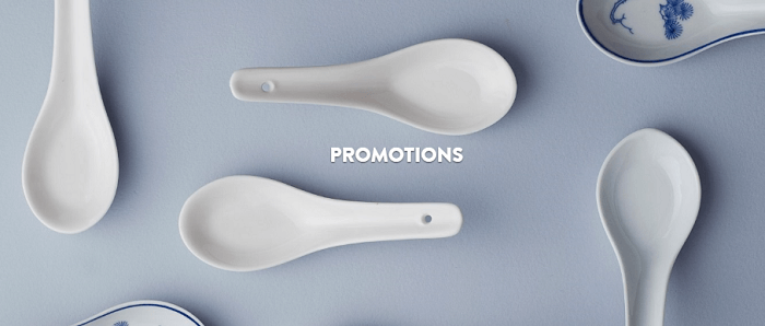 Crystal Jade's promotions