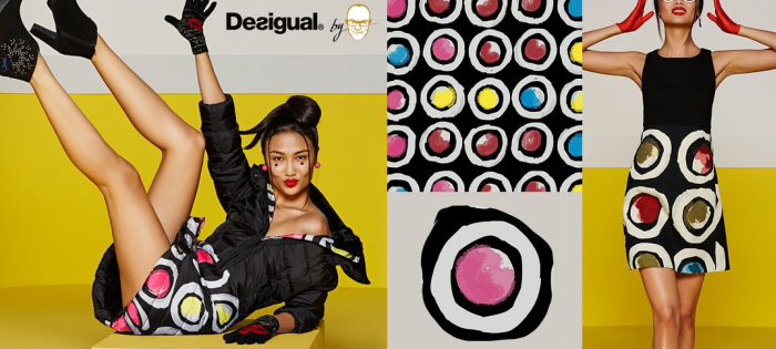 Shop at Desigual for the most fashionable items