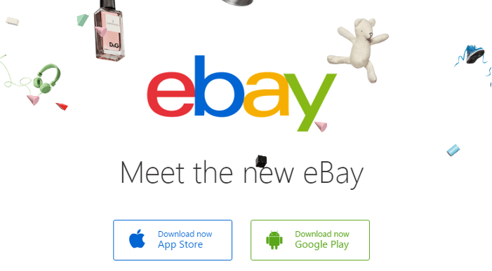 discover new eBay and shop with eBay vouchers