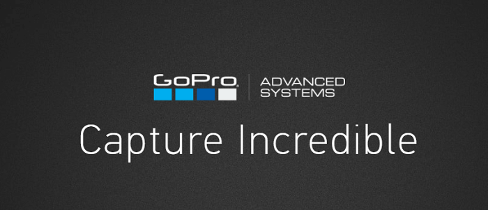 Advanced solutions with GoPro
