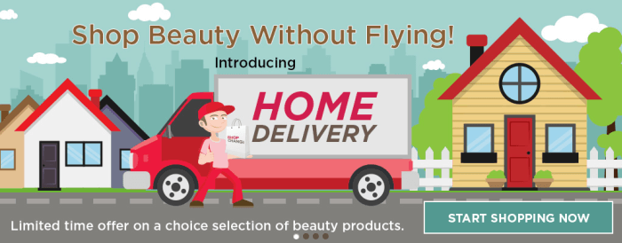 iShopChangi home delivery