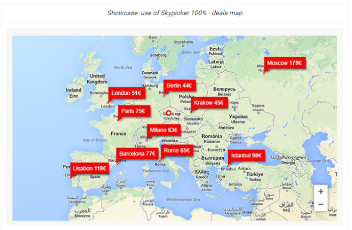 Skypicker voucher codes