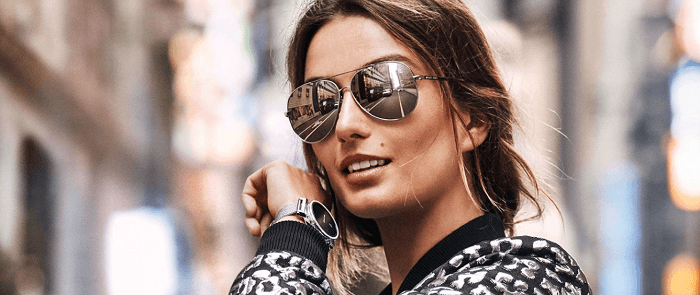 Stunning glasses at Michael Kors