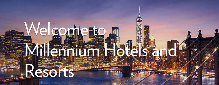 Check out Millennium Hotel's offer