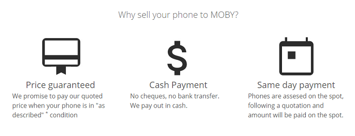 Sell your old phone