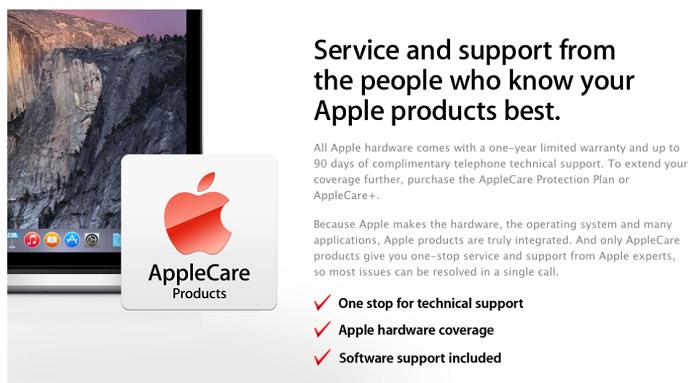 Apple maintenance