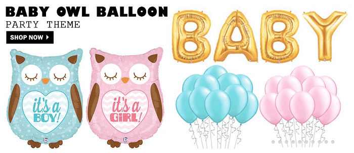 Products for baby party