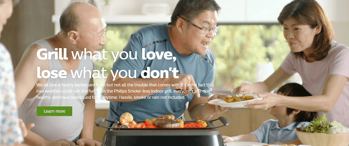 Cook your way with Philips' kitchen equipment