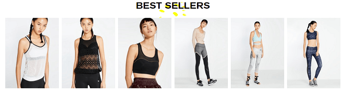 Bestsellers at Pomelo Fashion