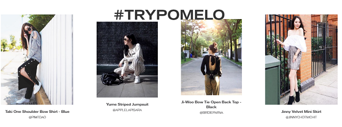 Try Pomelo Fashion today