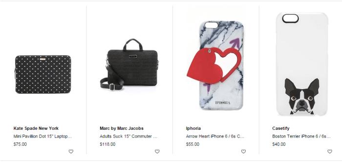 Shopbop designer range of products