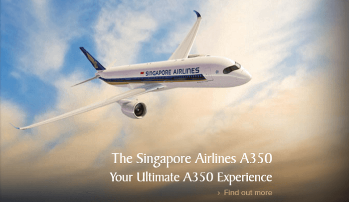 Fly high with Singapore Airlines