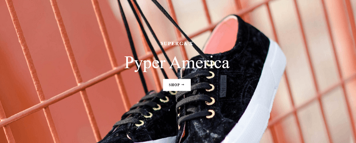 Superga's Pyper collection