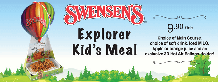Meals for kids at great prices