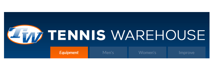 Visit Tennis Warehouse today