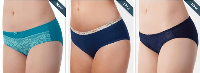 Panties at Triumph