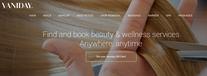 Book beauty services for less