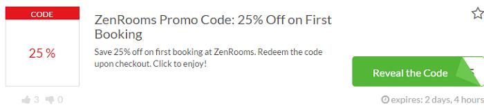 Zenrooms checkout