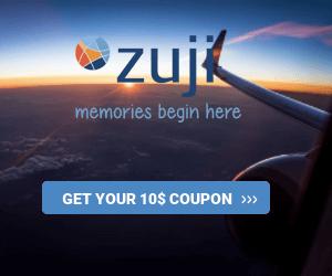 $10 Zuji Flight Coupon