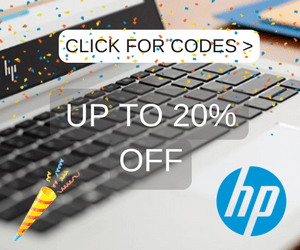 Up to 20% off at HP Singapore!