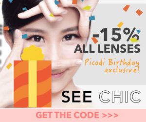 Picodi Birthday: -15% All Lenses