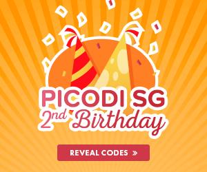 Picodi's 2nd Birthday Specials