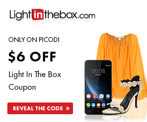 Light In The Box Exclusive Coupon