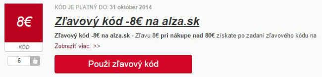 20 Alza zavov kup ny a k dy september 2020
