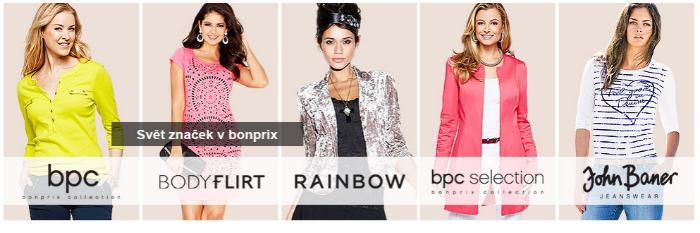 značky oblečenia na bon prix