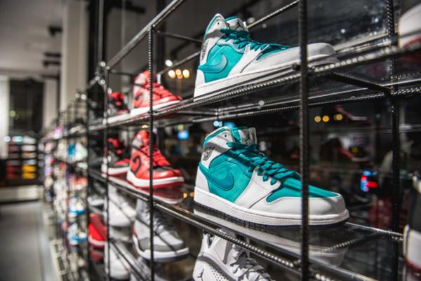Nielen znacka Nike je v ponuke