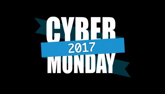 Zľavy na Cyber Monday