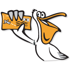 Lacné letenky pelikan
