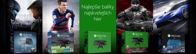 Herné konzoly ponúkajú balíky s novinkami zo sveta hier