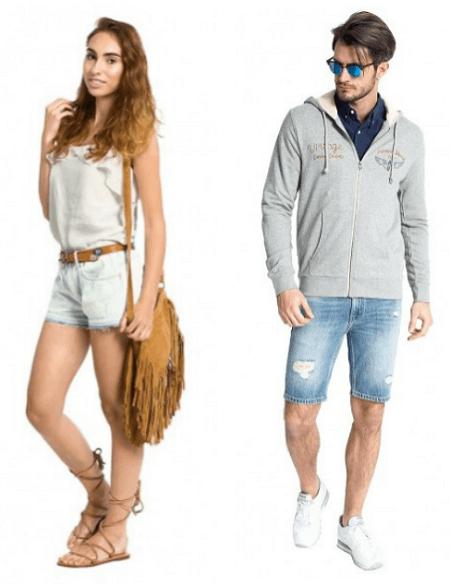 Nechajte sa inšpirovať ponukou kompletných outfitov