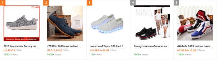 Na každého zákazníka čaká obuv moderného dizajnu, vhodná pre rôzne druhy používania