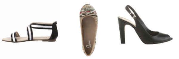 Dámska obuv Baťa