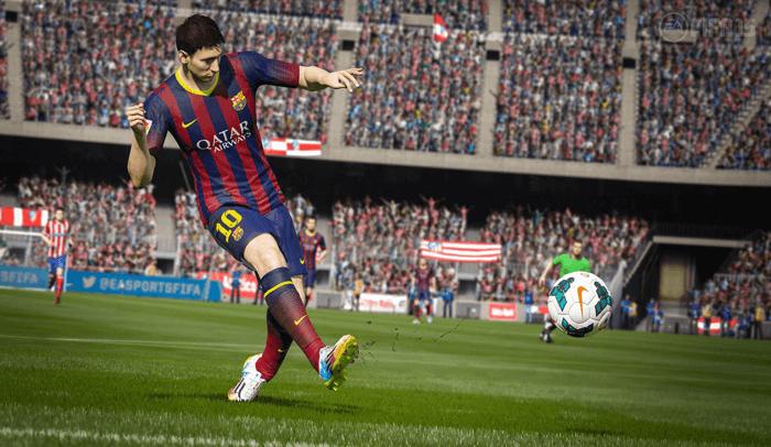 Herní fajnšmekri sa potešia aktuálnym novinkám, ako je napríklad i najnovšia FIFA