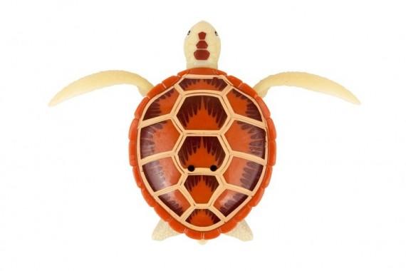robotická plávajúca korytnačka v zľave