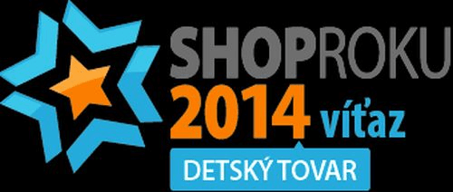 Online obchod feedo.sk je víťazom ceny kvality v kategórii detský tovar