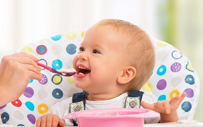 Každá mamina je najradšej ak je jej dieťa usmiate a šťastné