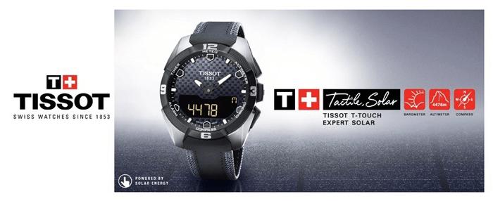 Nechajte sa inšpirovať kvalitnou švajčiarskou značkou Tissot a jej novinkami