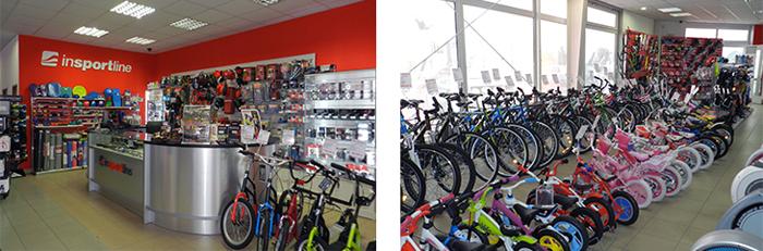 Predajne Insportline ponúkajú športový tovar a pomôcky pre každý druh aktívneho trávenie času