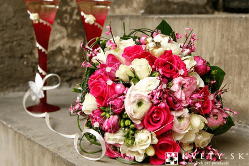 svadobne kytice podla zelania