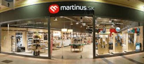 Jeden z piatich kamennych obchodov Martinusu