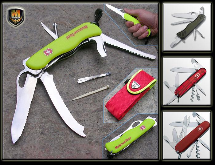 Kto by nepoznal švajčiarsku klasiku univerzálneho noža