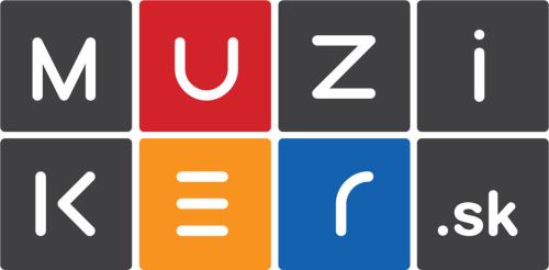 Logo obchodu s najvacsim sortimentom hudobnych nastrojov na Slovensku